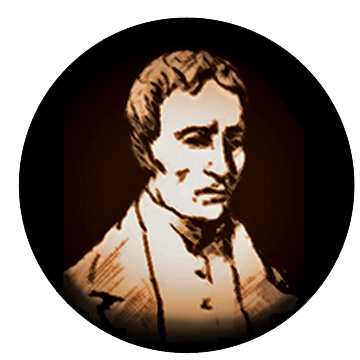 Louis Braille, founder of the Braille system of reading and writing for the blind